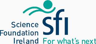 Science Foundation Ireland logo